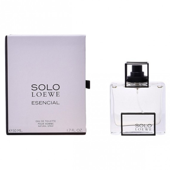 Perfume Hombre Solo Esencial Loewe EDT
