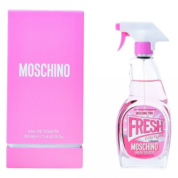 Perfume Mujer Fresh Couture Pink Moschino EDT