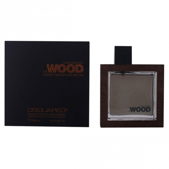 Perfume Hombre He Wood Rocky Mountain Dsquared2 EDT