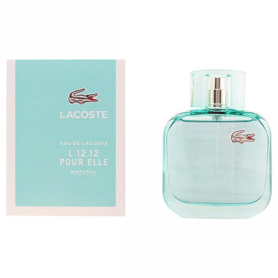 Perfume Mujer L.12.12 Natural Lacoste EDT
