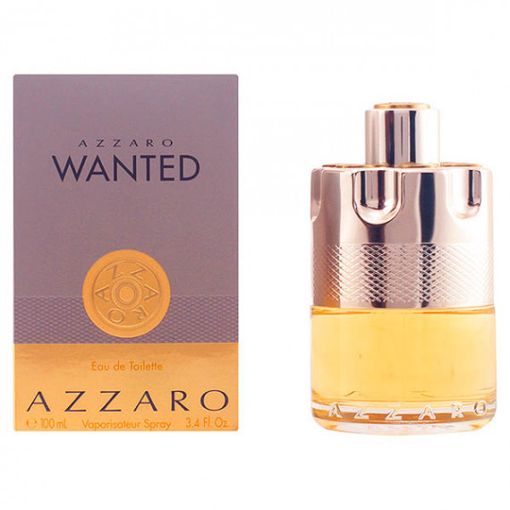 Perfume Hombre Wanted Homme Azzaro EDT