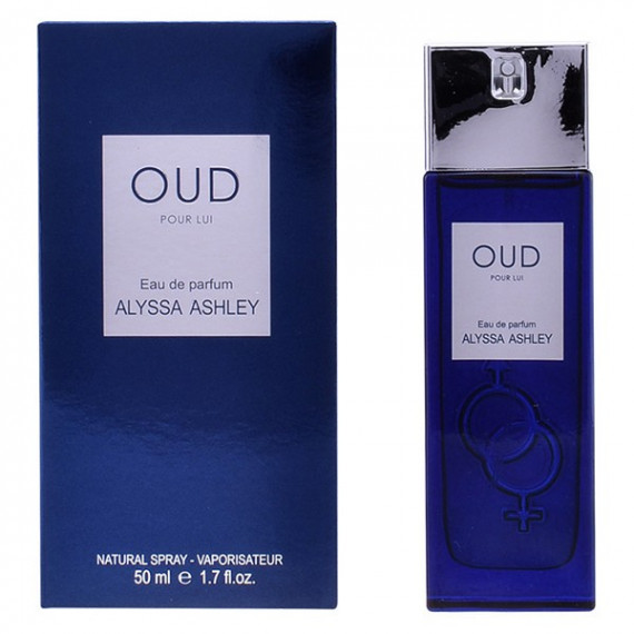 Perfume Hombre Oud Pour Lui Alyssa Ashley EDP