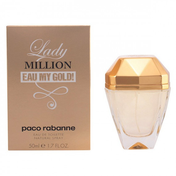 Perfume Mujer Lady Million Eau My Gold! Paco Rabanne EDT