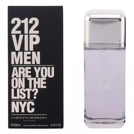 Perfume Hombre 212 Vip Carolina Herrera EDT