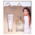 Set de Perfume Mujer Paula Sensuelle Paula Echevarria 80814 (2 pcs)