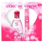 Set de Perfume Mujer Mini Love Urlic De Varens 38236 (2 pcs)
