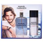 Set de Perfume Hombre Manuel Carrasco Libre Singers 84584 (2 pcs)