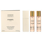 Set de Perfume Mujer Coco Mademoiselle Chanel edt