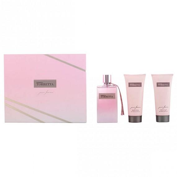 Set de Perfume Mujer Roberto Torretta (3 pcs)