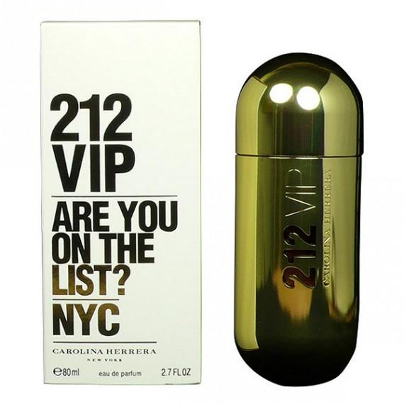 Perfume Mujer 212 Vip Carolina Herrera EDP
