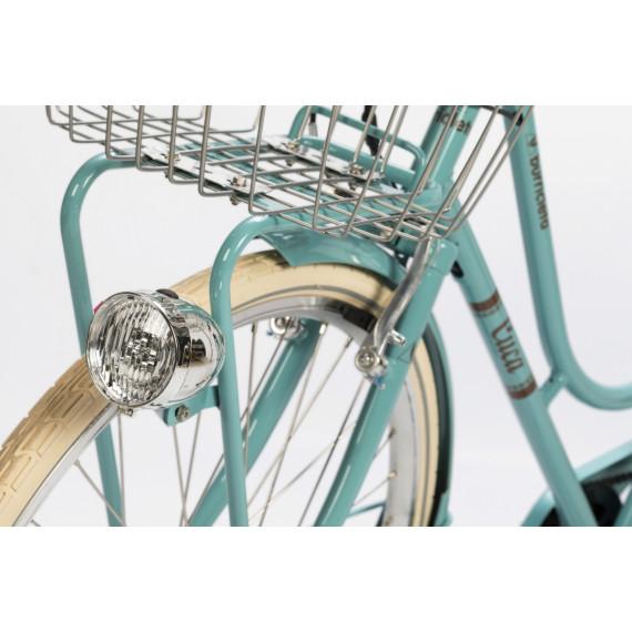 Cuca Bicicleta eléctrica Azul
