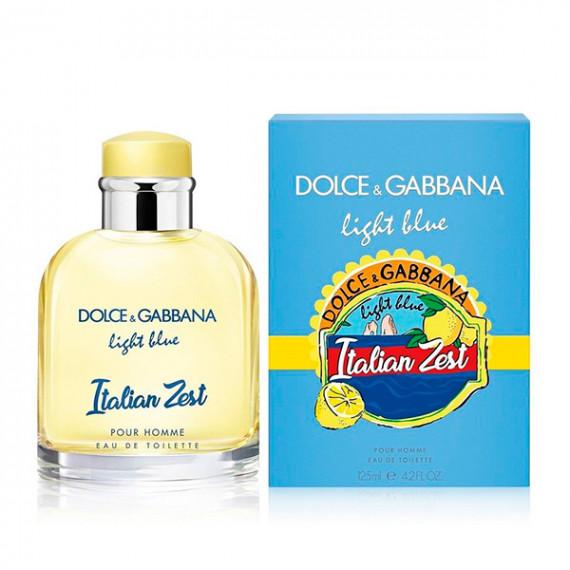Perfume Hombre Light Blue Italian Zest Dolce & Gabbana EDT