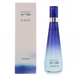 Perfume Mujer Cool Water Wave Davidoff EDT