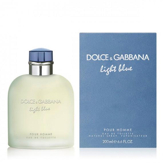 Perfume Hombre Light Blue Homme Dolce & Gabbana EDT