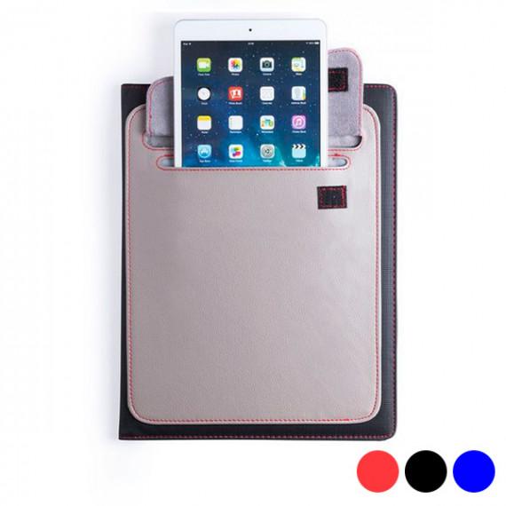"""Carpeta con Accesorios y Compartimento para Tablet 10"""" 144137"""