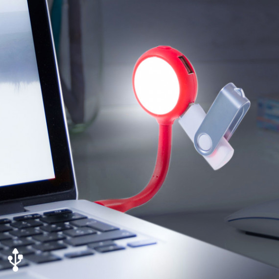 Lámpara LED con Puertos USB 144858