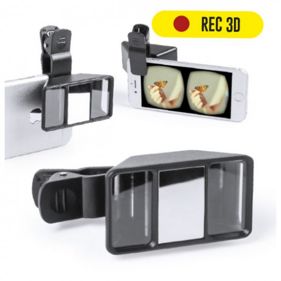 Lente 3D para Cámara de Smartphone 145633