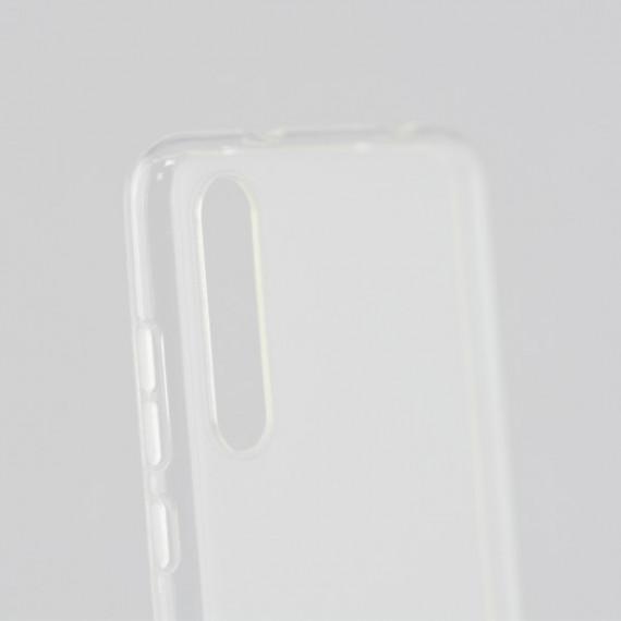 Funda para Móvil Huawei P20 Pro Flex Transparente