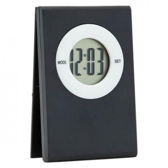 Reloj Digital de Sobremesa con Clip 143232