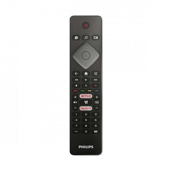 "Smart TV Philips 55PUS6554 55"" 4K Ultra HD LED WiFi Plateado"