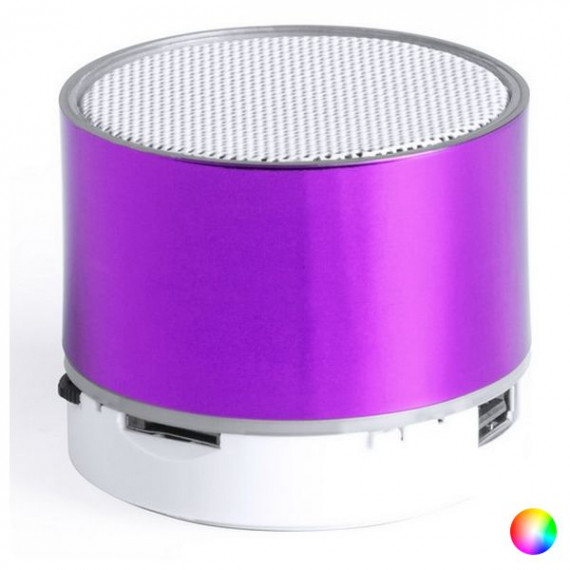 Altavoz Bluetooth con Lámpara LED 145775