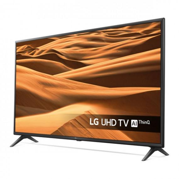 "Smart TV LG 49UM7000 49"" 4K Ultra HD LED WiFi Negro"