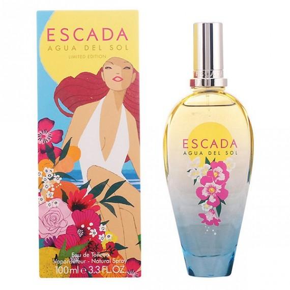 Perfume Mujer Agua Del Sol Escada EDT