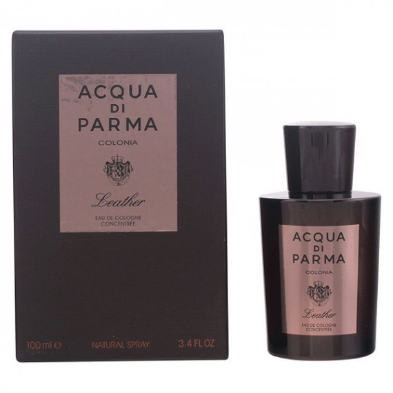Perfume Hombre Leather Acqua Di Parma EDC concentrée
