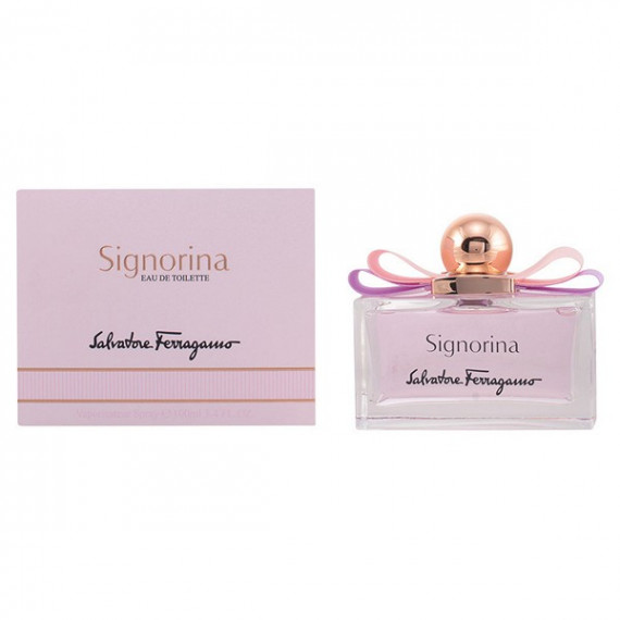 Perfume Mujer Signorina Salvatore Ferragamo EDT