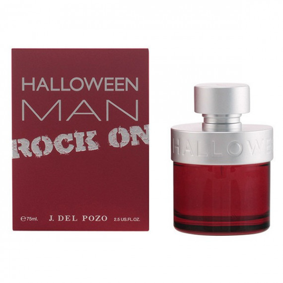 Perfume Hombre Halloween Man Rock On Jesus Del Pozo EDT