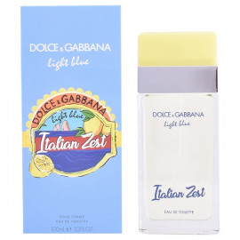 Perfume Mujer Light Blue Italian Zest Dolce & Gabbana EDT