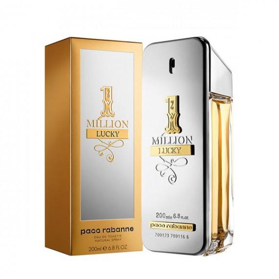 Perfume Hombre 1 Million Lucky Paco Rabanne EDT
