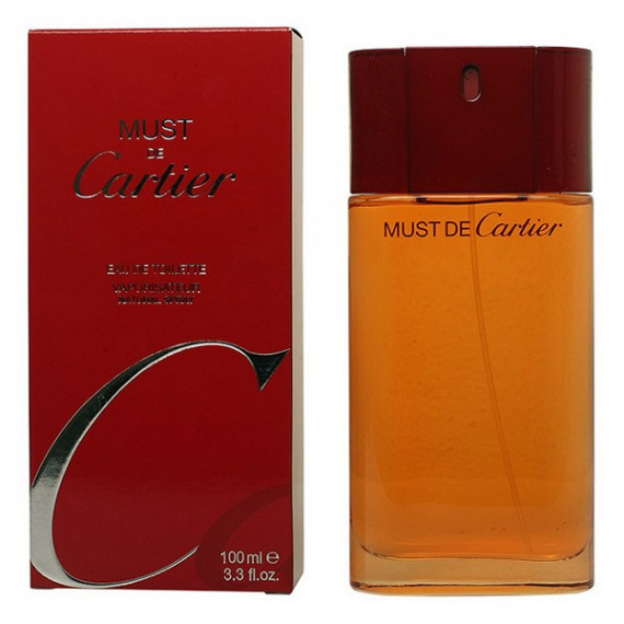 Perfume Mujer Must Cartier EDT