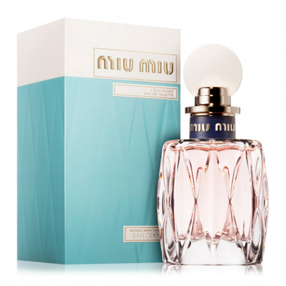 Perfume Mujer L'eau Rosée Miu Miu EDT