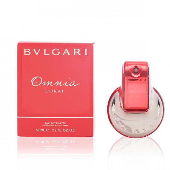 Perfume Mujer Omnia Coral Bvlgari EDT
