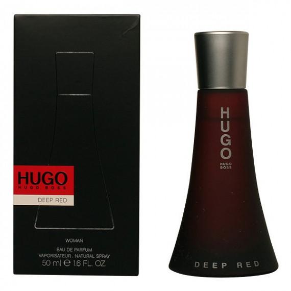 Perfume Mujer Deep Red Hugo Boss-boss EDP