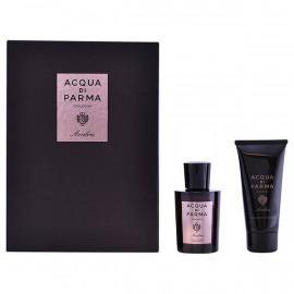 Set de Perfume Hombre Colonia Ambra Acqua Di Parma (2 pcs)