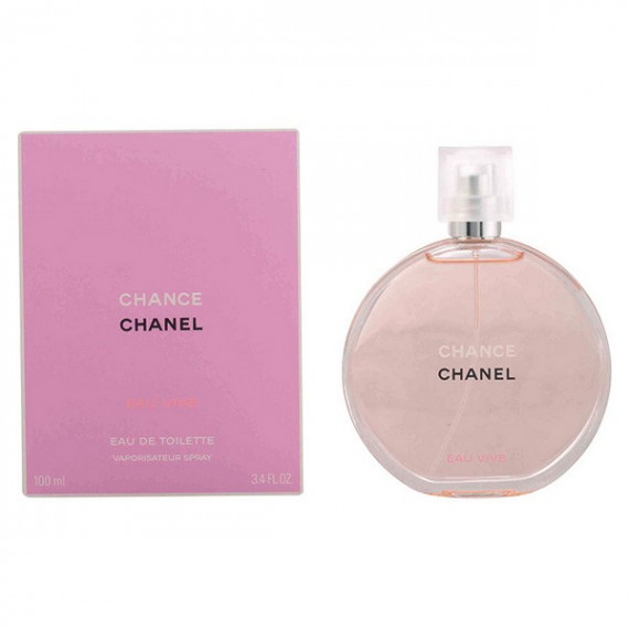 Perfume Mujer Chance Eau Vive Chanel EDT