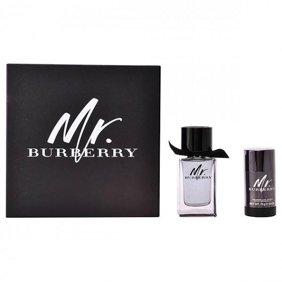 Set de Perfume Hombre Mr Burberry Burberry (2 pcs)