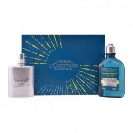 Set de Perfume Hombre Eau De Cedrat L´occitane (2 pcs)