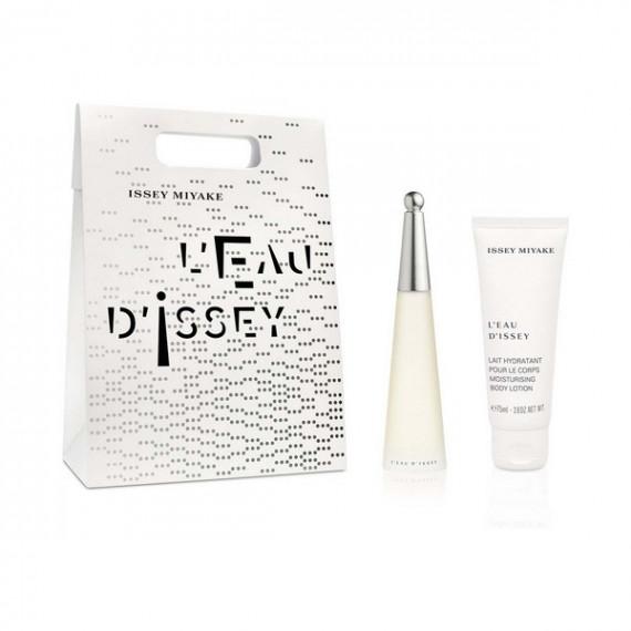 Set de Perfume Mujer L'eau D'issey Issey Miyake (2 pcs)