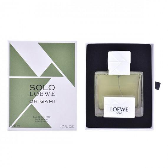 Perfume Hombre Solo Loewe Origami Loewe EDT