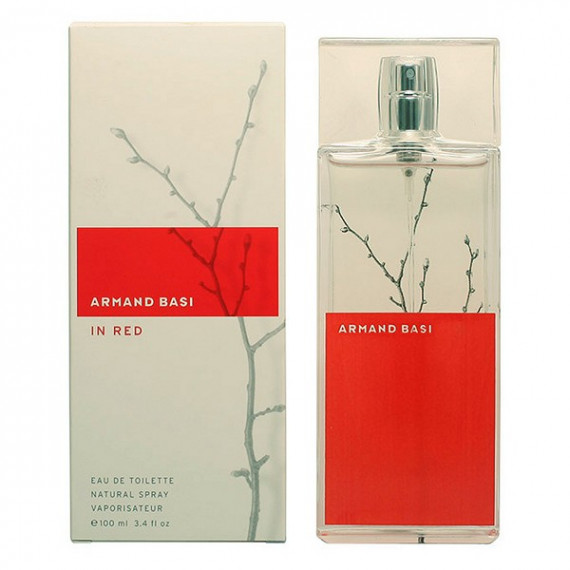 Perfume Mujer In Red Armand Basi EDT