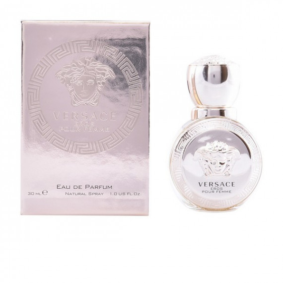 Perfume Mujer Eros Pour Femme Versace EDP (30 ml)