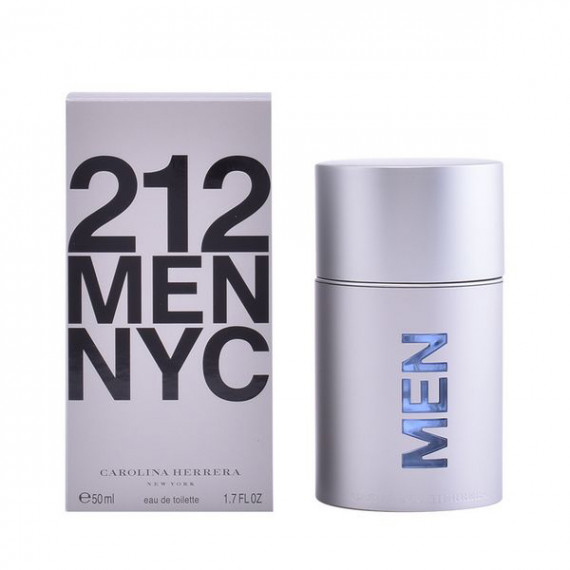Perfume Hombre 212 Nyc Men Carolina Herrera EDT (50 ml)