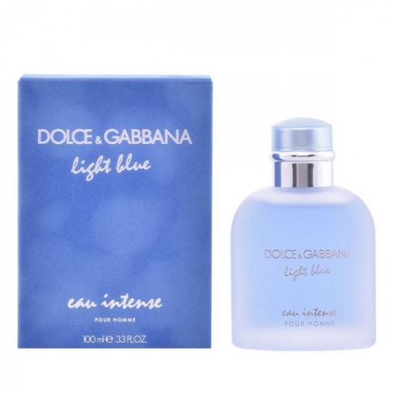 Perfume Hombre Light Blue Eau Intense Pour Homme Dolce & Gabbana EDP (100 ml)