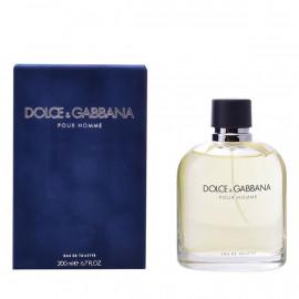 Perfume Hombre Pour Homme Dolce & Gabbana EDT (200 ml)