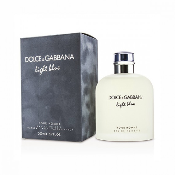 Perfume Hombre Light Blue Dolce & Gabbana EDT (200 ml)