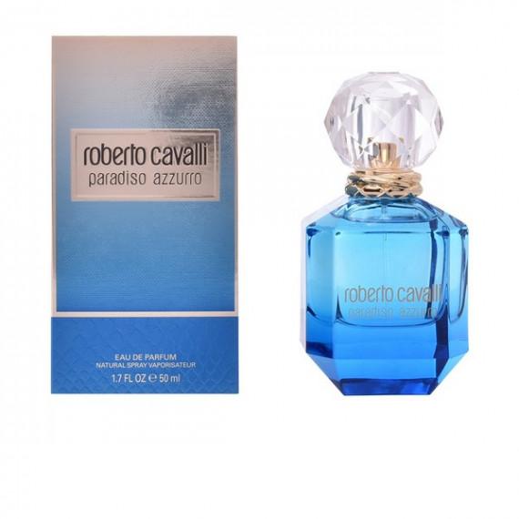 Perfume Mujer Paradiso Azzurro Roberto Cavalli (50 ml)