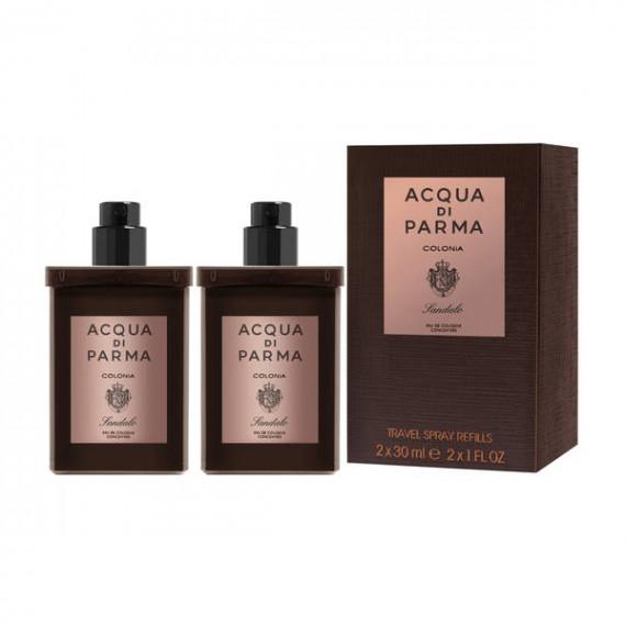 Perfume Hombre Sandalo Acqua Di Parma EDC (2 uds)